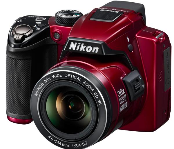 Обзор фотокамеры Nikon Coolpix P500 | Обзоры бытовой ...