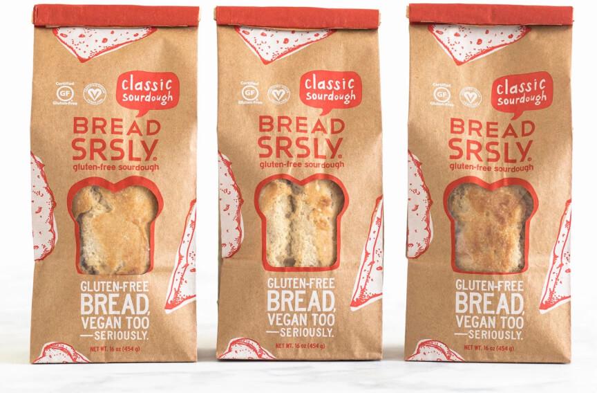 Bread SRSLY sourdough bread