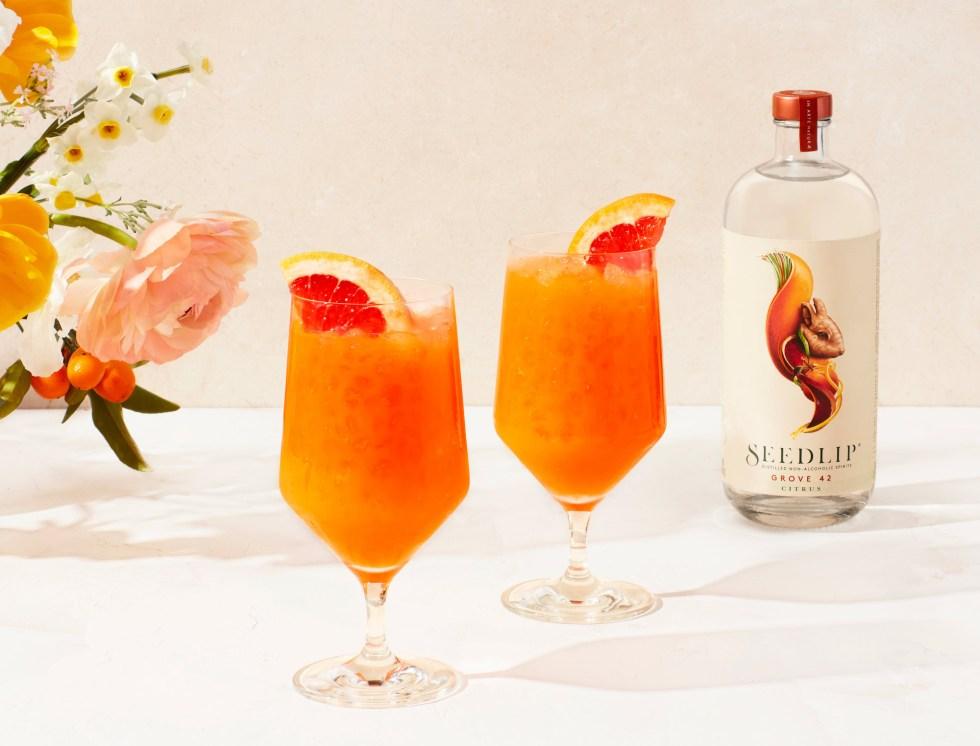Carrot Citrus Spritz
