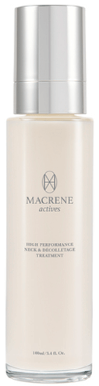 MACRENE actives High Performance Neck and Décolletage Treatment, goop, $295