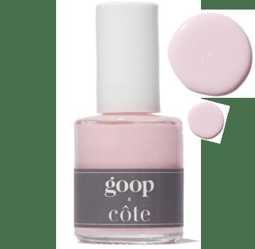 Côte x goop Nail polish (G10) goop, $18