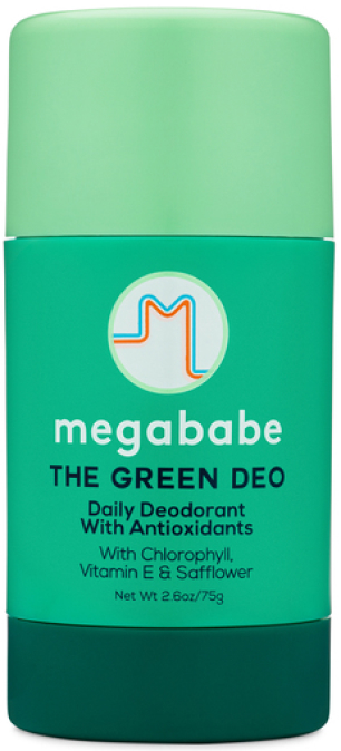 Megababe Green Deo