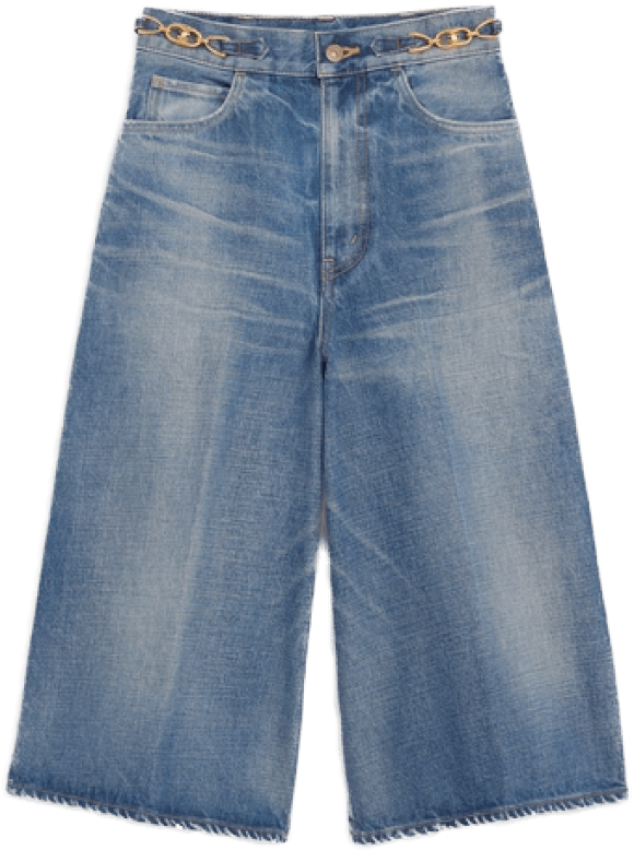 Celine Culottes jeans