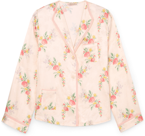 Morgan Lane pajama top