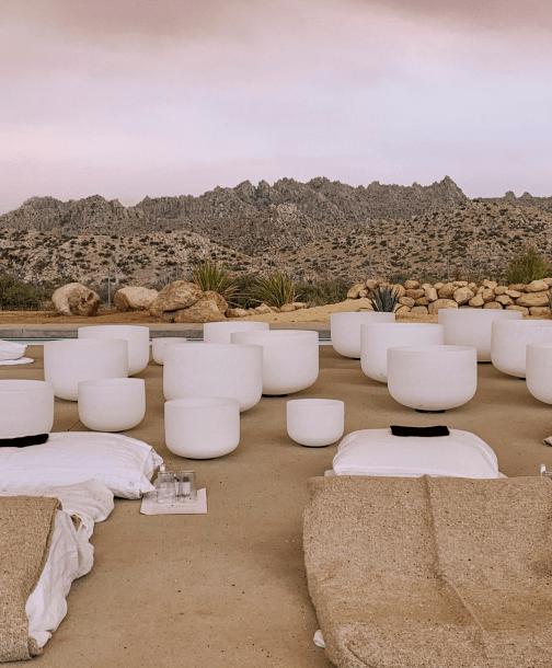 Mojave Desert Skin Shield Spa