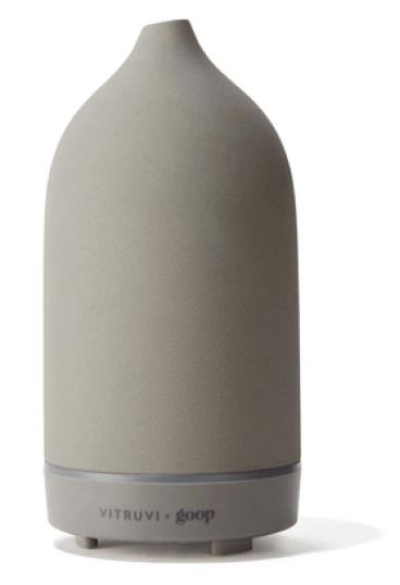 vitruvi x goop goop-Exclusive Stone Diffuser, goop, $119