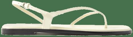 the row sandal
