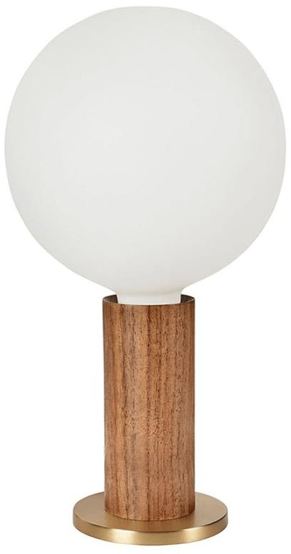 Tala Walnut Knuckle Table Lamp, goop, $165