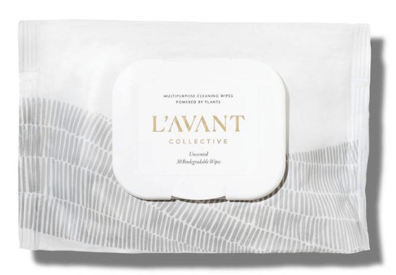 L'AVANT Collective BIODEGRADABLE MULTIPURPOSE CLEANING WIPES