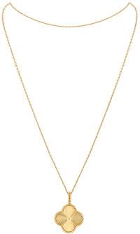 Van Cleef & Arpels necklace Van Cleef & Arpels, $7,800