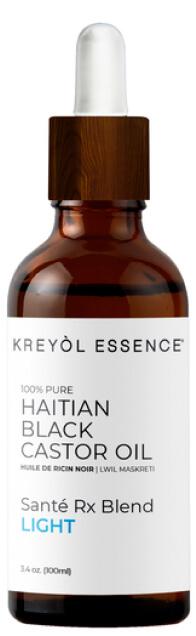 Kreyol Essence Haitian Black Castor Oil Light