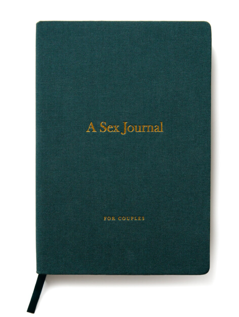 Magic of Us A Sex Journal for Couple goop, $26