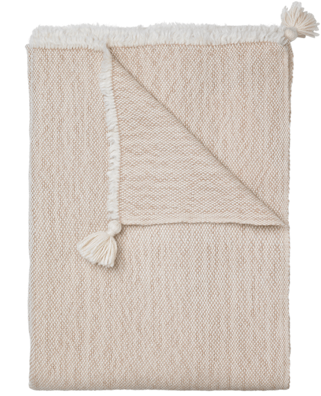 ISOLDE WOOL THROW