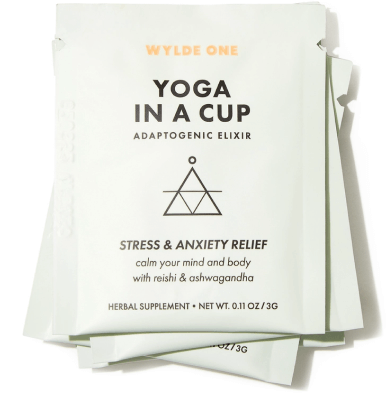 YOGA IN A CUP