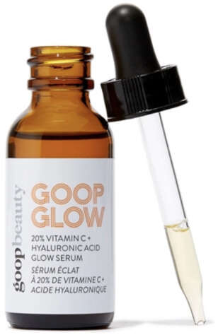 goop Beauty GOOPGLOW 20% Vitamin C + Hyaluronic Acid Glow Serum
