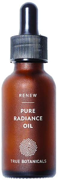 True Botanicals Renew Pure Radiance Oil