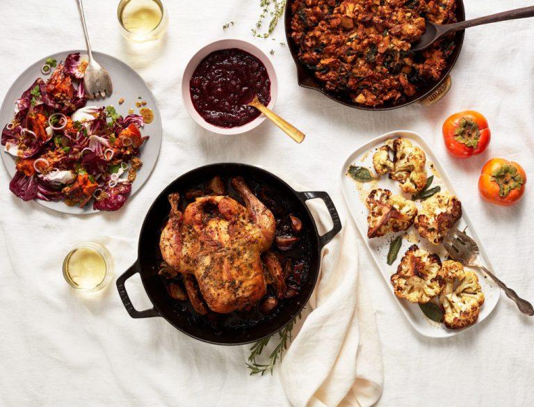 A Streamlined Thanksgiving Menu | Goop