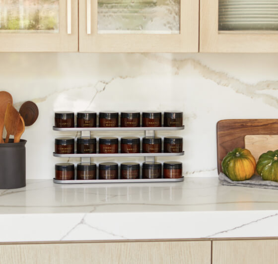 Evermill The Counter Top Rack