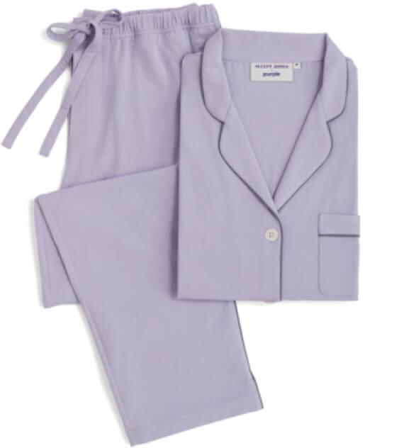 Purple x Sleepy Jones  Pajamas