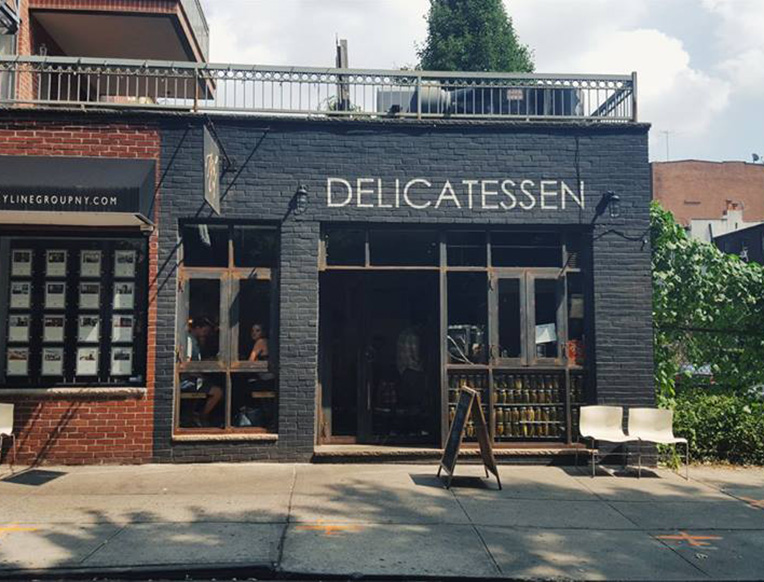 Mile End Deli