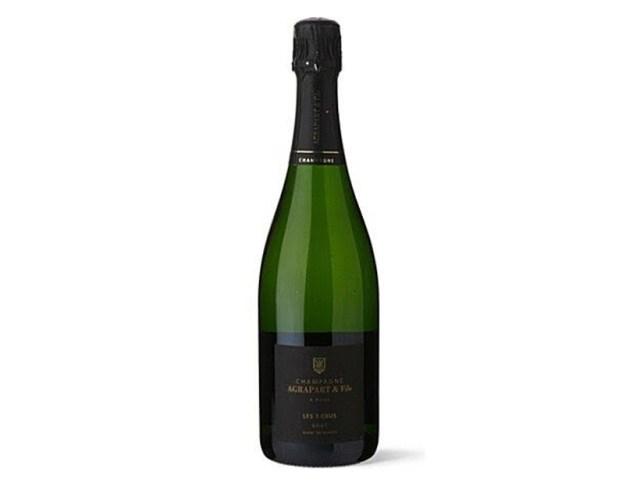 Agrapart & Fils Les 7 Crus Brut Champagne NV, $44