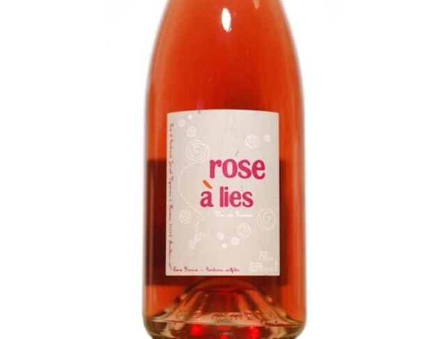 Lise et Bertrand Jousset Rose à Lies Pétillant Naturel 2014, $23