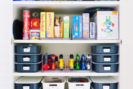 How To  Declutter Your Home in the New Year   Goop Color coded toys  books  and clothes make it easy for kids to find what  they are looking for and easy to put away at the end of the day