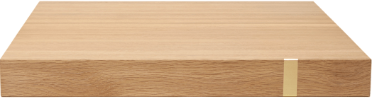 The Wooden Palate Lip Cutting Board