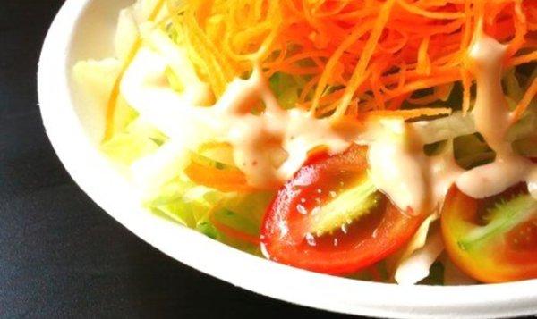 Простой Рецепт салата из белой рыбы с луком-пореем и ...