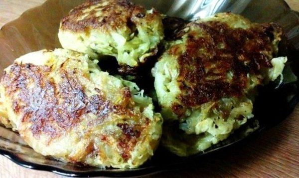 Простой Рецепт картофельных драников с мясным фаршем ...