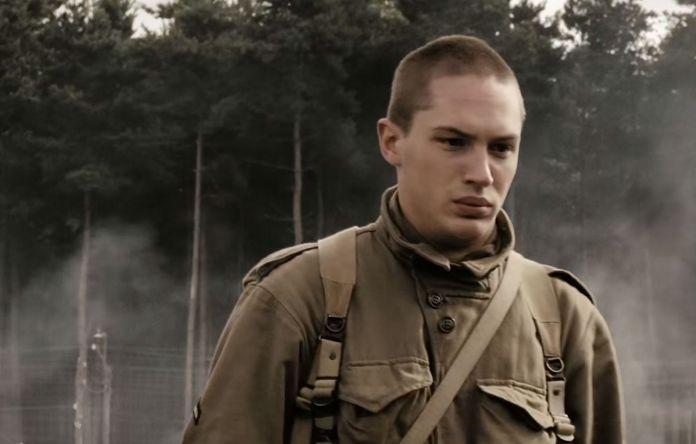 band of brothers actors tom hardy
