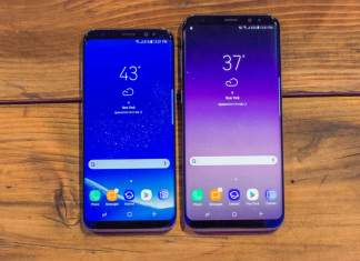 Samsung's new phone the Galaxy S8 Irish release date