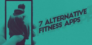 7 alternative fitness apps