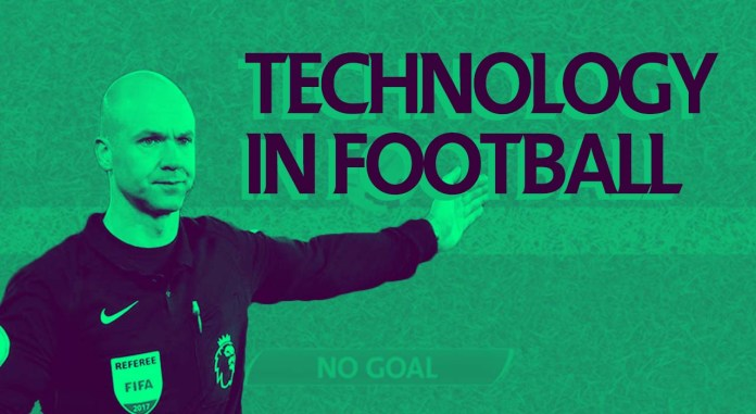 technology in football 25 years of premier league football