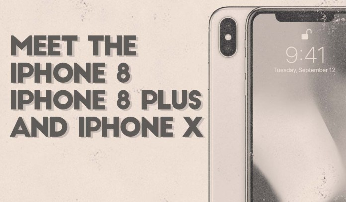 iphone 8 iphone 8s and iphone x