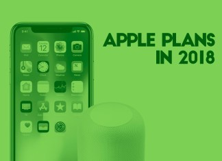 apple plans in 2018