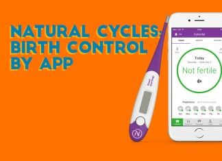 natural cycles birth control app