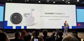 huawei freebuds 3 launch