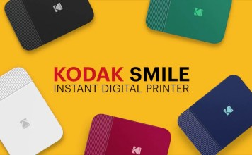 kodak colourful smile printer