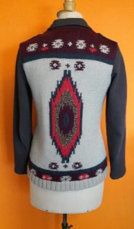 Vintage vest IKKS maat S,goosvintage