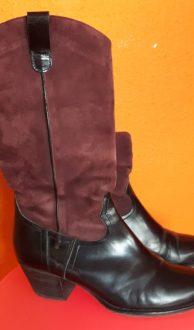 Vintage cowboylaarzen Vero Cuoio maat 38,Goosvintage