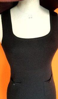 Vintage zwart jurkje MNG SUIT maat S,Goosvintage