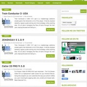 AndroidMag Blogger Templates