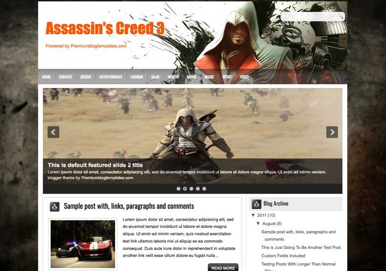 Assassin's Creed 3 Blogger Template. Free Blogger templates. Blog templates. Template blogger, professional blogger templates free. blogspot themes, blog templates. Template blogger. blogspot templates 2013. template blogger 2013, templates para blogger, soccer blogger, blog templates blogger, blogger news templates. templates para blogspot. Templates free blogger blog templates. Download 1 column, 2 column. 2 columns, 3 column, 3 columns blog templates. Free Blogger templates, template blogger. 4 column templates Blog templates. Free Blogger templates free. Template blogger, blog templates. Download Ads ready, adapted from WordPress template blogger. blog templates Abstract, dark colors. Blog templates magazine, Elegant, grunge, fresh, web2.0 template blogger. Minimalist, rounded corners blog templates. Download templates Gallery, vintage, textured, vector, Simple floral. Free premium, clean, 3d templates. Anime, animals download. Free Art book, cars, cartoons, city, computers. Free Download Culture desktop family fantasy fashion templates download blog templates. Food and drink, games, gadgets, geometric blog templates. Girls, home internet health love music movies kids blog templates. Blogger download blog templates Interior, nature, neutral. Free News online store online shopping online shopping store. Free Blogger templates free template blogger, blog templates. Free download People personal, personal pages template blogger. Software space science video unique business templates download template blogger. Education entertainment photography sport travel cars and motorsports. St valentine Christmas Halloween template blogger. Download Slideshow slider, tabs tapped widget ready template blogger. Email subscription widget ready social bookmark ready post thumbnails under construction custom navbar template blogger. Free download Seo ready. Free download Footer columns, 3 columns footer, 4columns footer. Download Login ready, login support template blogger. Drop do