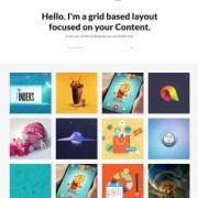 Creative Light Blogger Templates