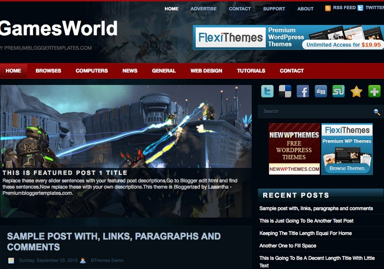 Games World blogger template.Free Blogger templates. Blog templates. Template blogger, professional blogger templates free. blogspot themes, blog templates. Template blogger. blogspot templates 2013. template blogger 2013, templates para blogger, soccer blogger, blog templates blogger, blogger news templates. templates para blogspot. Templates free blogger blog templates. Download 1 column, 2 column. 2 columns, 3 column, 3 columns blog templates. Free Blogger templates, template blogger. 4 column templates Blog templates. Free Blogger templates free. Template blogger, blog templates. Download Ads ready, adapted from WordPress template blogger. blog templates Abstract, dark colors. Blog templates magazine, Elegant, grunge, fresh, web2.0 template blogger. Minimalist, rounded corners blog templates. Download templates Gallery, vintage, textured, vector, Simple floral. Free premium, clean, 3d templates. Anime, animals download. Free Art book, cars, cartoons, city, computers. Free Download Culture desktop family fantasy fashion templates download blog templates. Food and drink, games, gadgets, geometric blog templates. Girls, home internet health love music movies kids blog templates. Blogger download blog templates Interior, nature, neutral. Free News online store online shopping online shopping store. Free Blogger templates free template blogger, blog templates. Free download People personal, personal pages template blogger. Software space science video unique business templates download template blogger. Education entertainment photography sport travel cars and motorsports. St valentine Christmas Halloween template blogger. Download Slideshow slider, tabs tapped widget ready template blogger. Email subscription widget ready social bookmark ready post thumbnails under construction custom navbar template blogger. Free download Seo ready. Free download Footer columns, 3 columns footer, 4columns footer. Download Login ready, login support template blogger. Drop down menu 