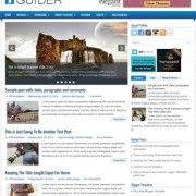 Guider Blogger Templates