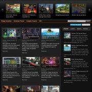 Johny Darkgamer Blogger Templates