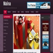 Malina Blogger Templates
