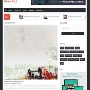 News BT V2 Blogger Templates